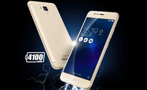 Spesifikasi dan Harga ASUS ZenFone 3 Max 2017 Selain Tipis Bisa Jadi Power Bank Loh !