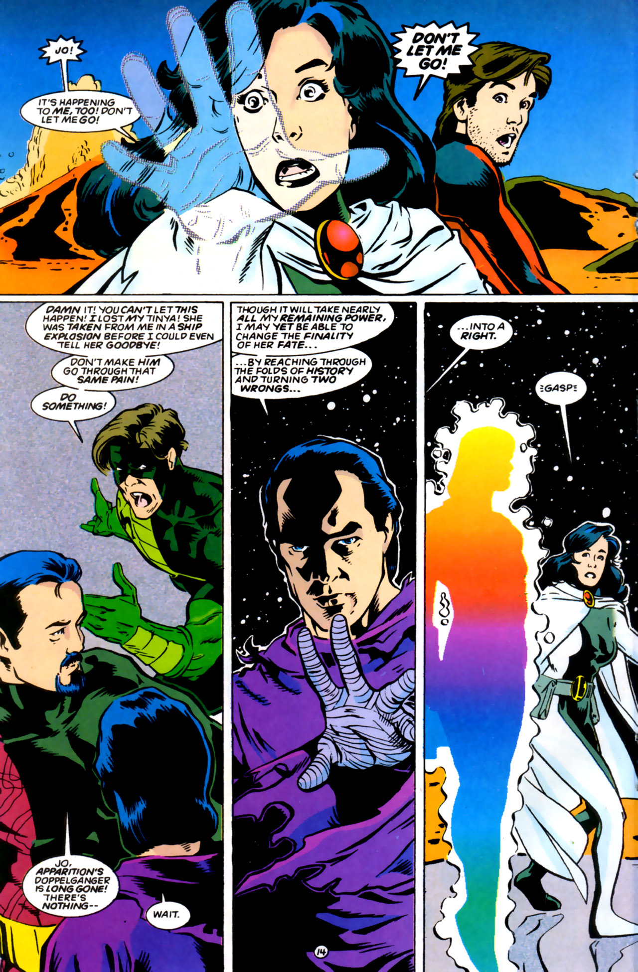 Legion of Super-Heroes (1989) 61 Page 13