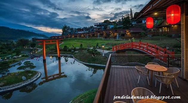 Berwisata ke Ala Kampung Jepang Indonesia