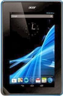 Info Harga dan Spesifikasi Tablet Acer Iconia B1-A71