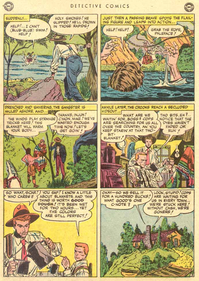 Read online Detective Comics (1937) comic -  Issue #159 - 41