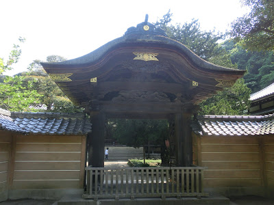 円覚寺唐門