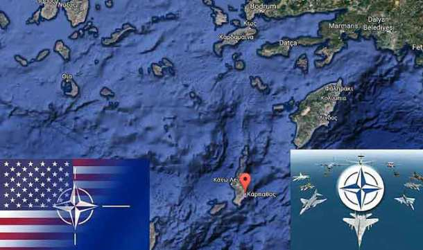 Επιμένει ο ΥΕΘΑ για ΝΑΤΟϊκή βάση στην Κάρπαθο!