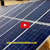 تشغيل مضخة غاطسة 22 كيلوواط عن طريق الطاقة الشمسية بأستخدام هيتاشي انفيرتر