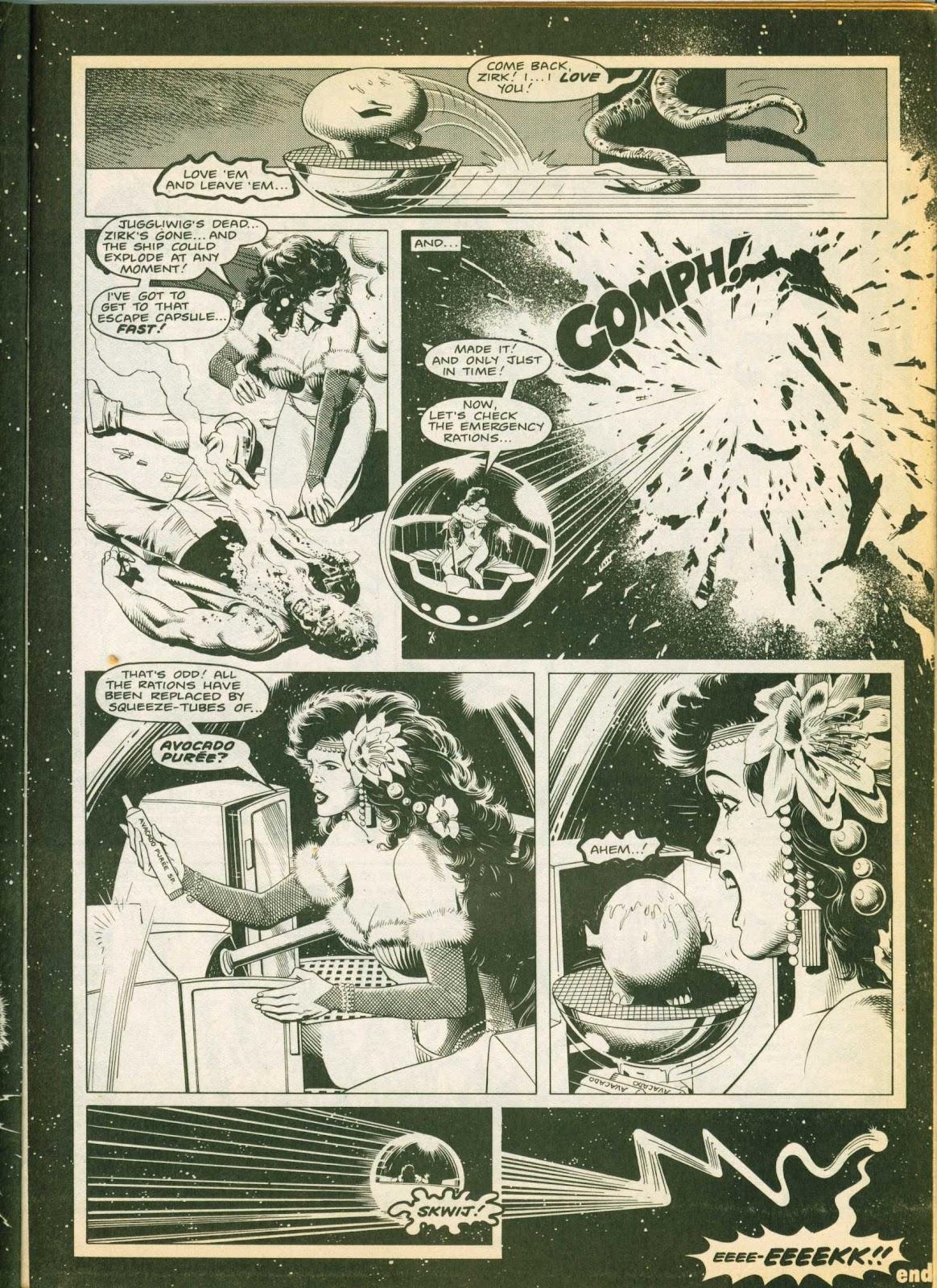 Warrior Issue #3 #4 - English 32