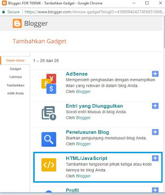 Cara Membuat Popup Like Facebook di Bloger Forteknik
