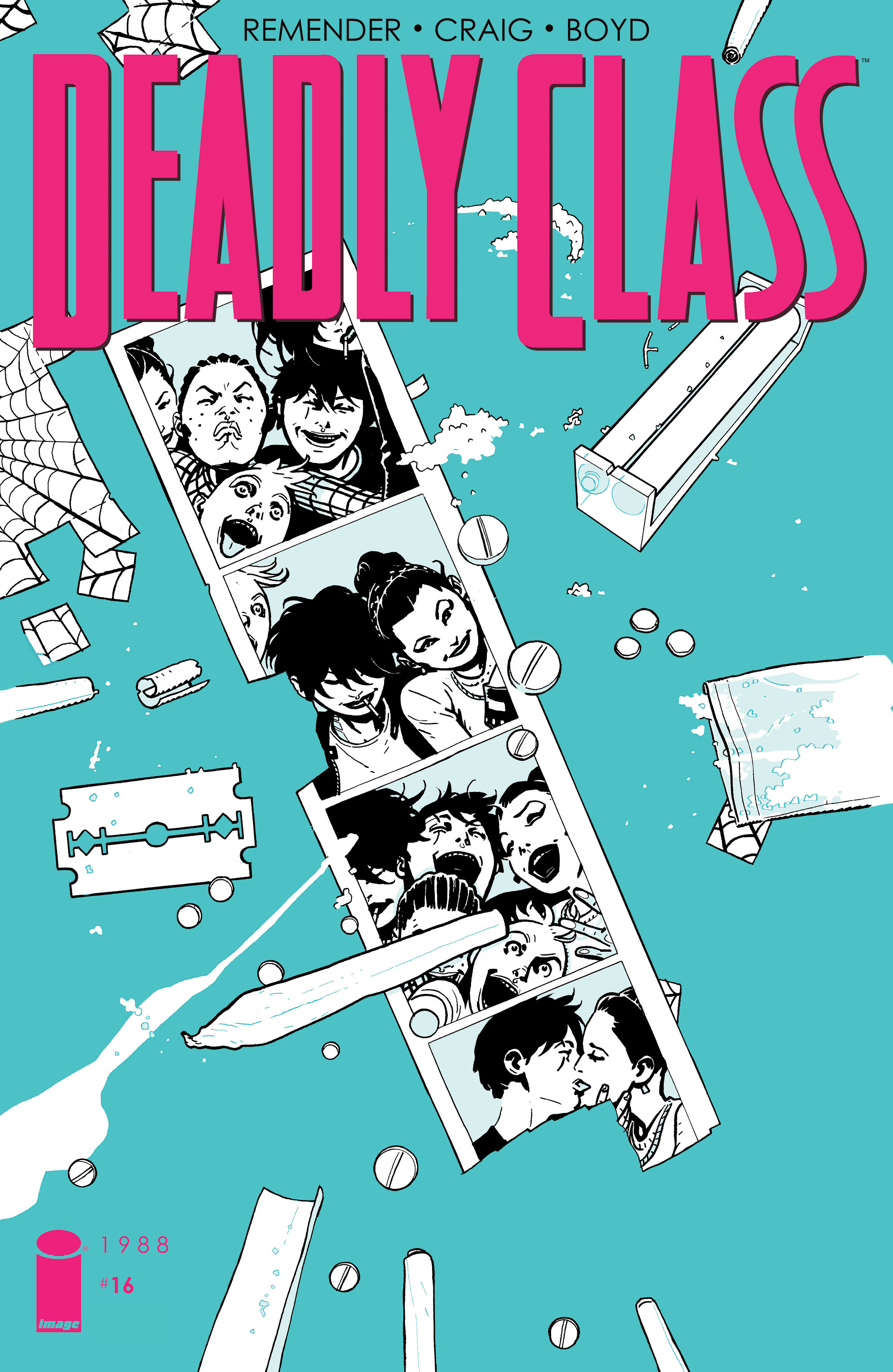 Deadly Class 16 Page 1