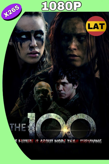 THE 100 TEMPORADA 03 1080P LATINO-INGLES MKV