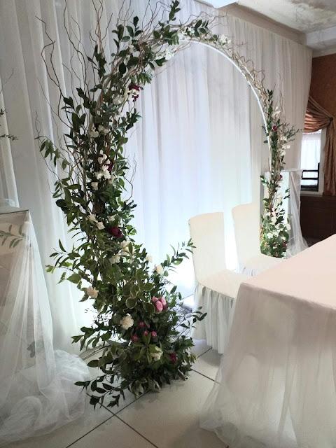Оформление для свадьбы в Невьянске
