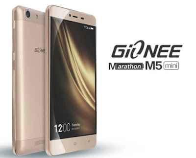 gionee marathon m5 mini price