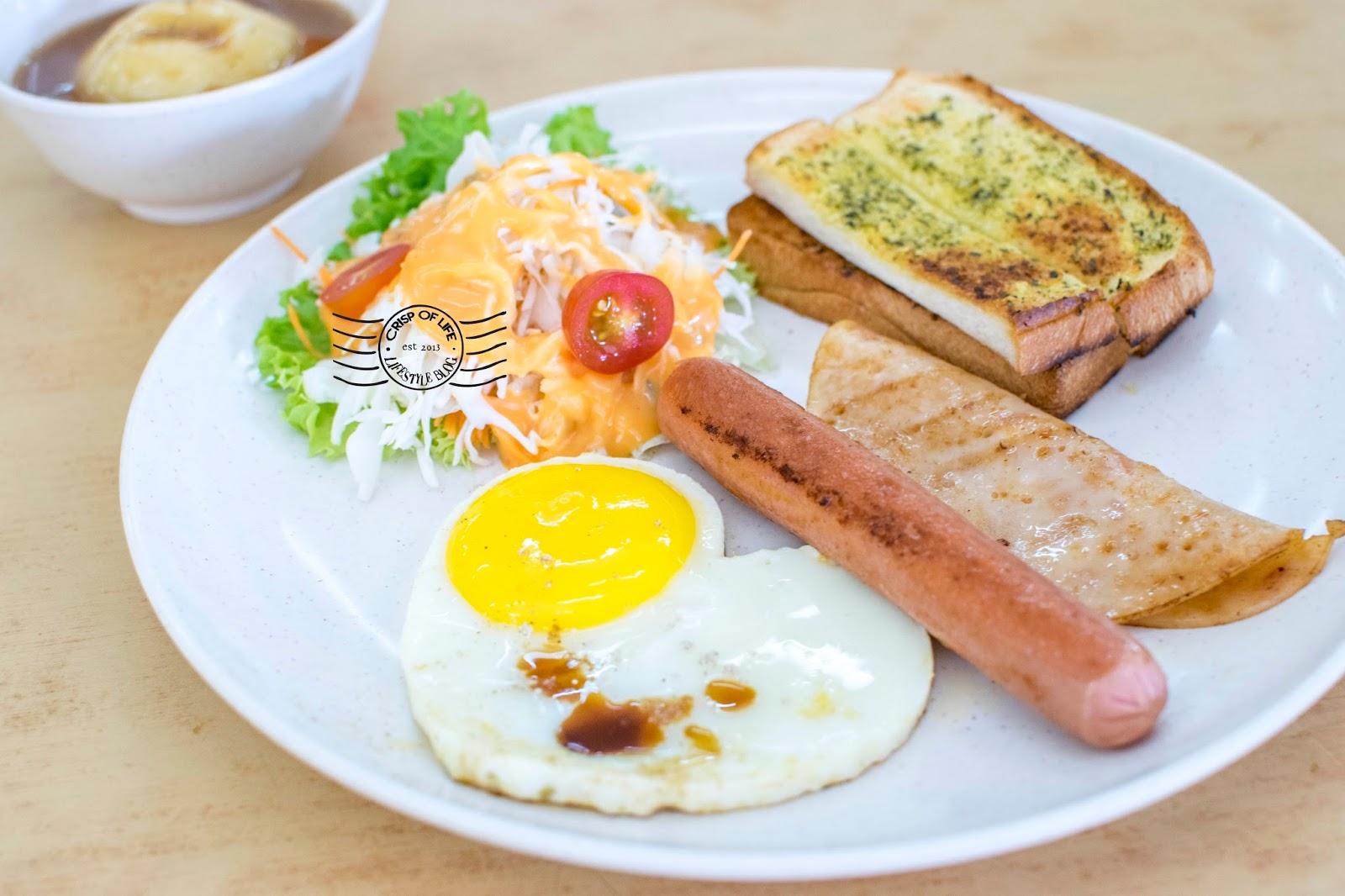 Breakfast and western food in Penang. Good Morning Breakfast & Western Food