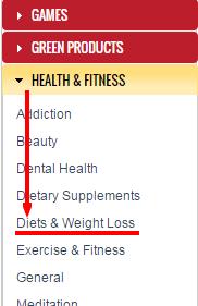 Continúa navegando dentro de las categorías generales, donde encontrarás más sub-categorias