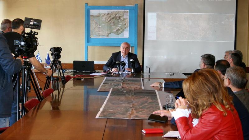75 εκατ. ευρώ από την Περιφέρεια ΑΜ-Θ για την κατασκευή του αυτοκινητόδρομου Καβάλα - Δράμα