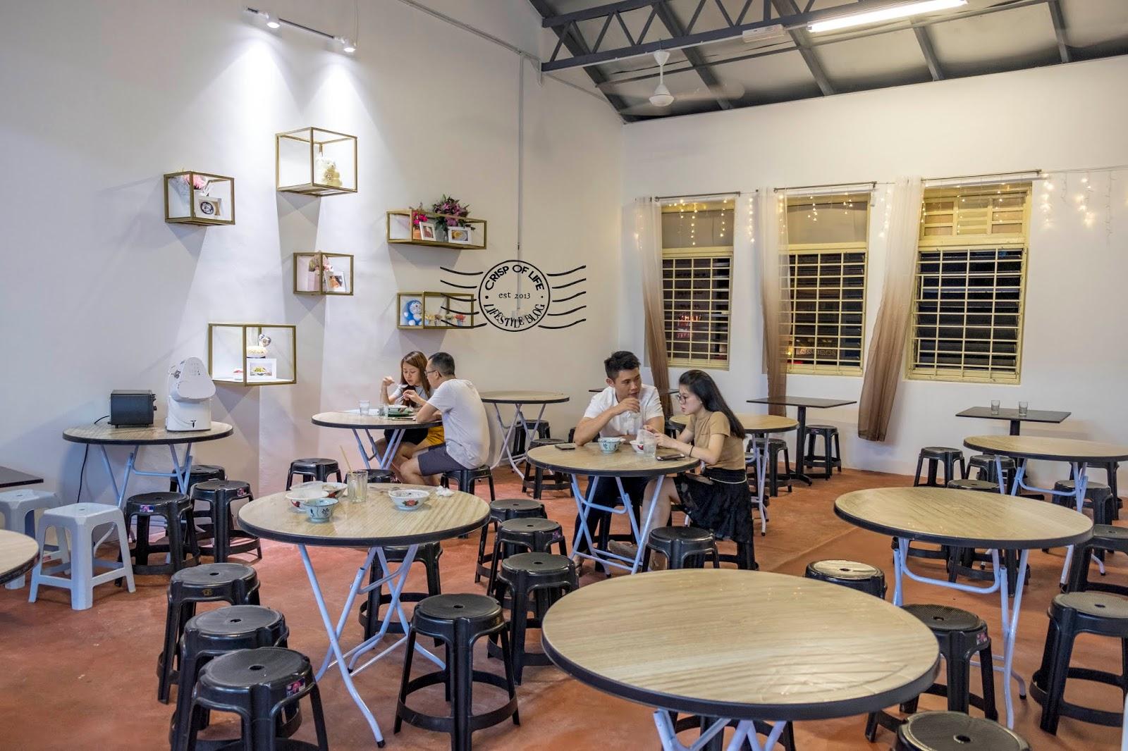Shan Jie Dessert House 姗姐甜品屋 @ Siam Road, Penang