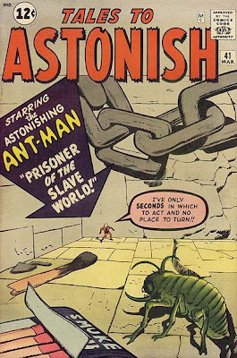 Tales to Astonish #41, Ant-Man