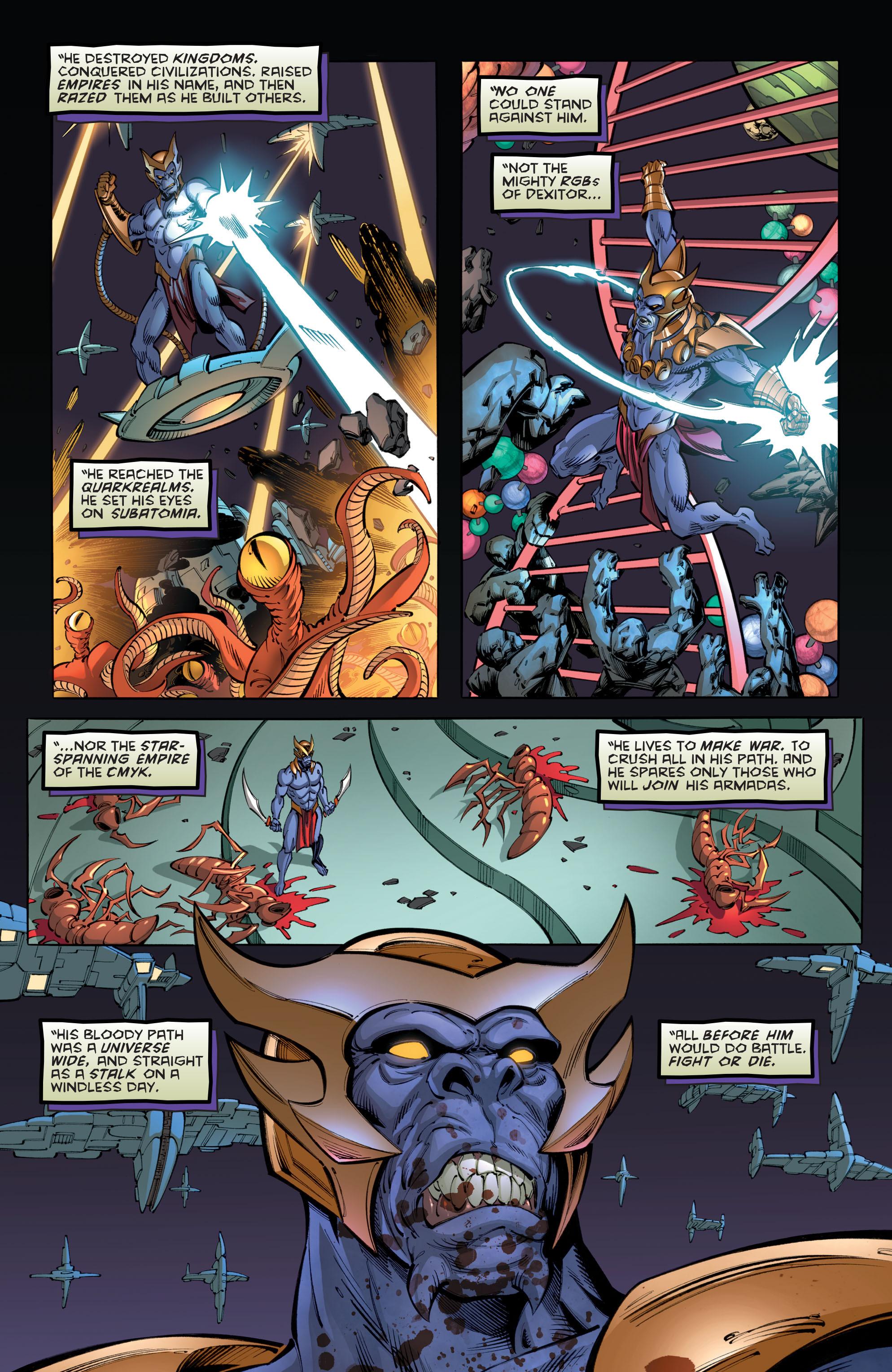 Read online Astro City comic -  Issue #17 - 8