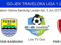 Prediksi Persib vs PSM Makassar Liga 1 2017