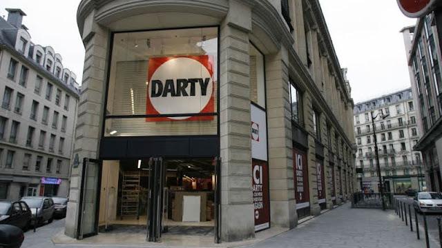 Loja Darty em Paris