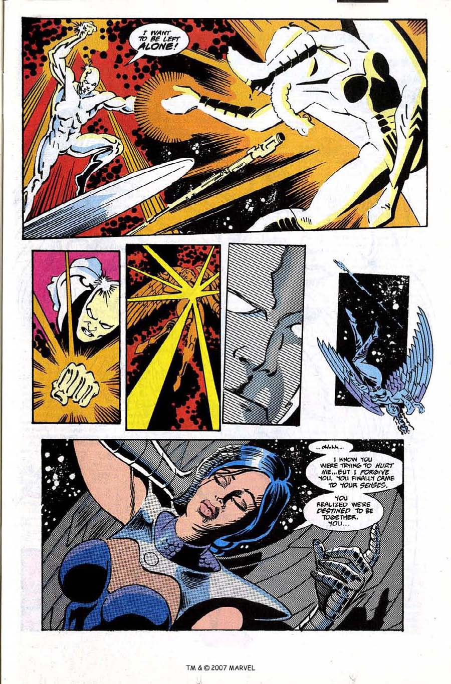 Silver Surfer (1987) issue 66 - Page 31
