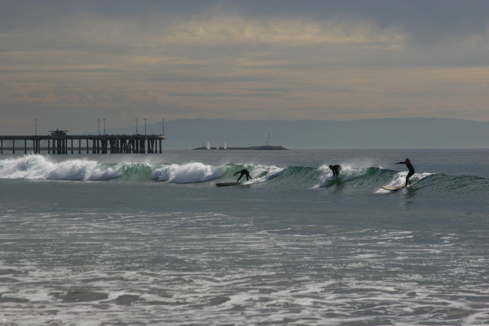 Venice Beach Surfing Los Angeles By Zubi Travel