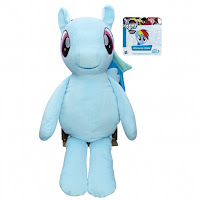 MLP Rainbow Dash Huggable Plush by Hasbro