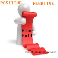 Need of BlogRoll: Negative And positive Affects