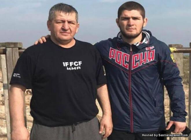 Connor McGregor Hina Islam, Keluarga Dan Negara Punca Khabib Mengamuk Di Luar Gelanggang