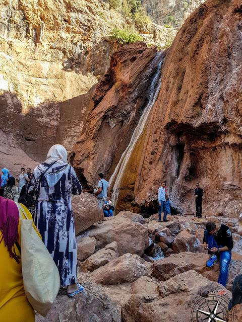 cascadas de I'Oum-er-Rbia