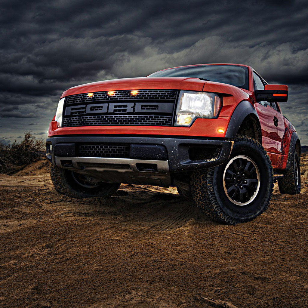Desktop Wallpapers 1080p: 2011 Ford F150