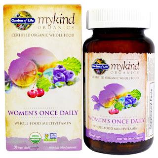 فيتامينات جاردن للمرأة حبوب