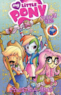 MLP Annual #1 Comic Cover Larry