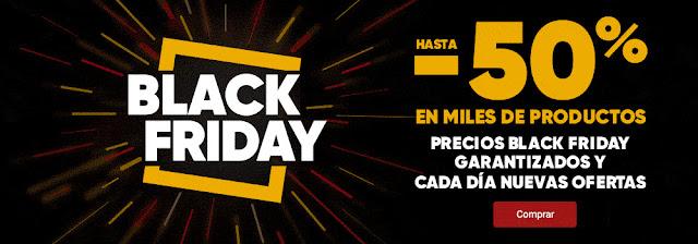 Top 10 ofertas Black Friday 2019 de Fnac.es