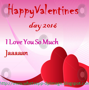 Missing you Valentines Day Whatsapp DP Images For Wife