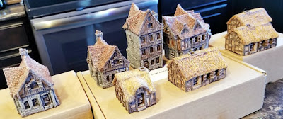 Rick Koeppen and over three hundred painted 15mm miniatures from