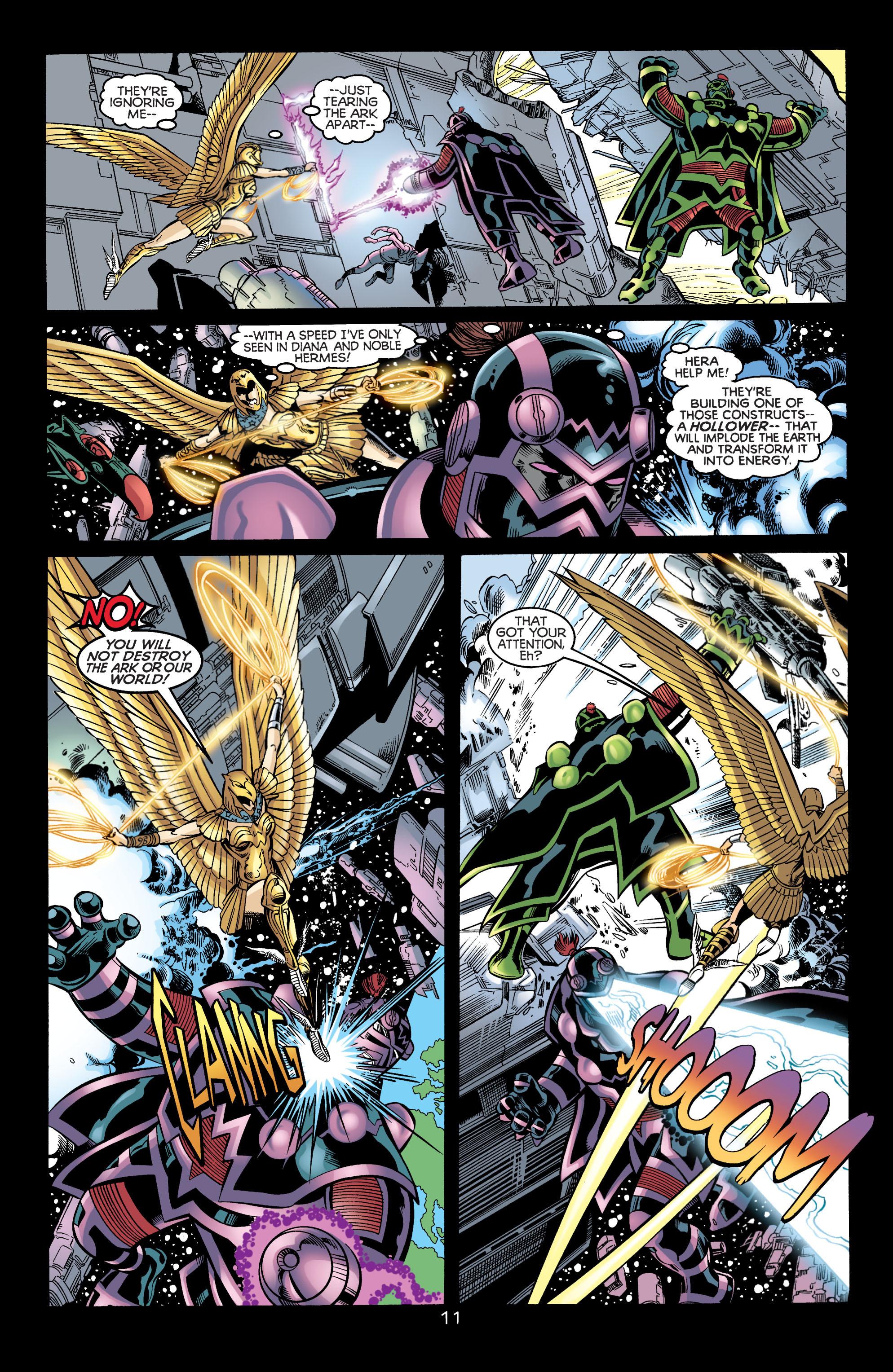 Read online Wonder Woman (1987) comic -  Issue #172 - 11