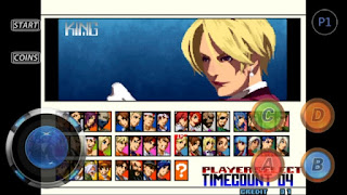INCRÍVEL!! THE KING OF FIGHTERS 2001PS2 PLUS PARA ANDROID (APK) + DOWNLOAD MEGA E MEDIAFIRE