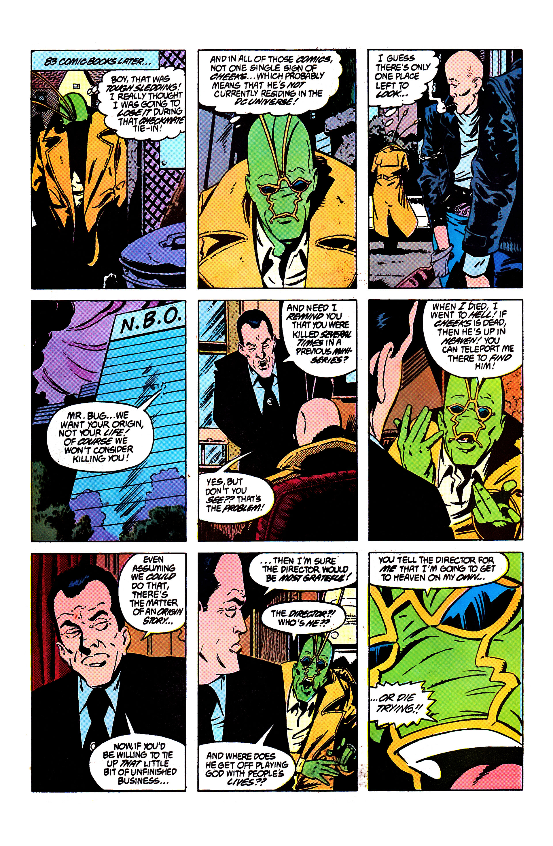 Secret Origins (1986) issue 48 - Page 10