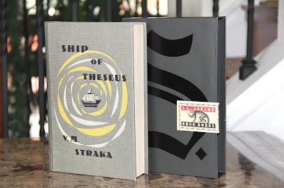 Books from the Backlog: S. by J.J. Abrams & Doug Dorst