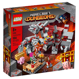 Minecraft The Redstone Battle Lego Set