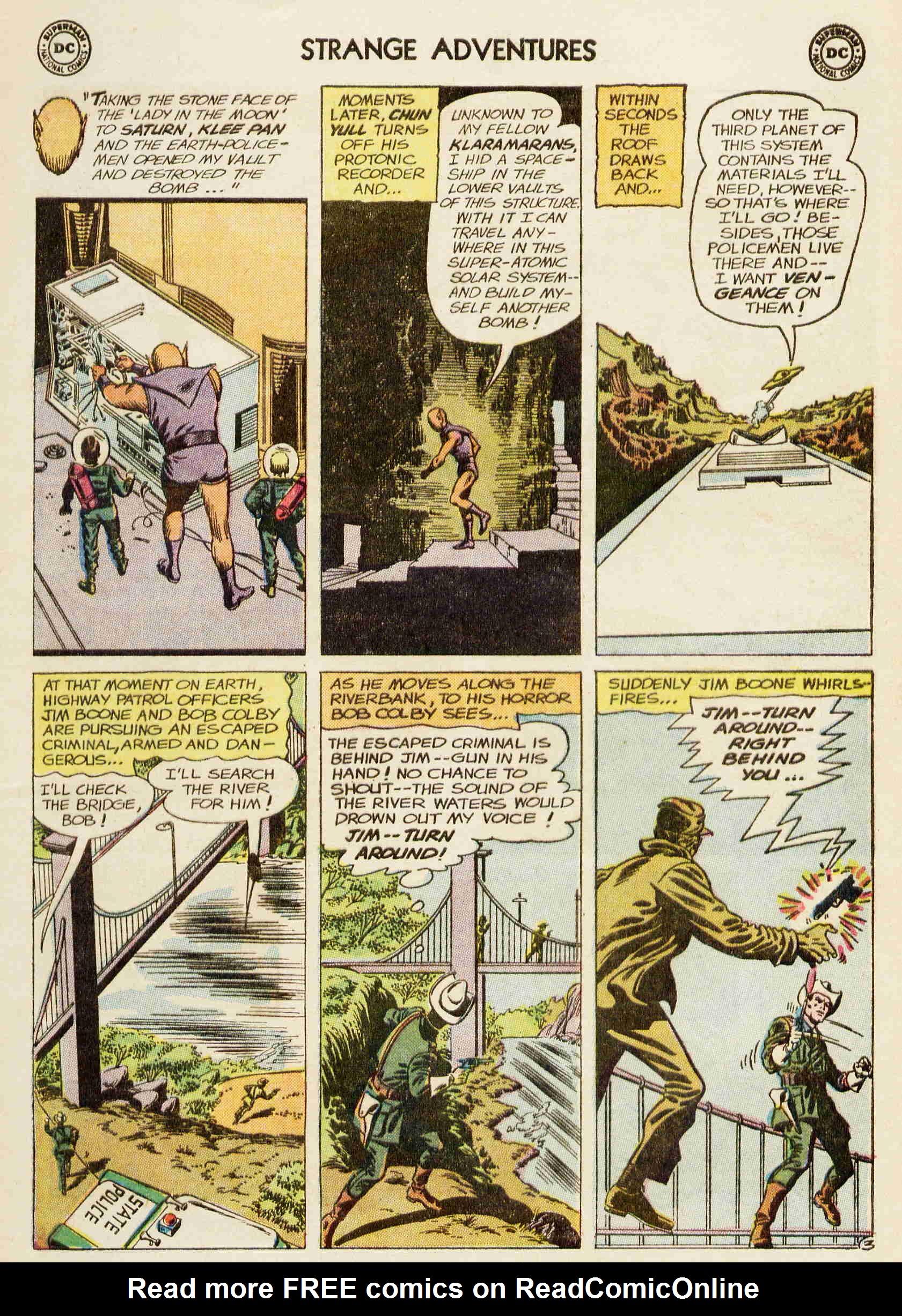 Strange Adventures (1950) issue 142 - Page 5