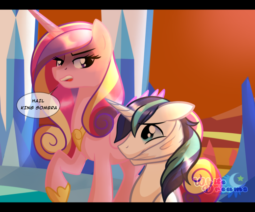 This Might Explain why Princess Cadance is Evil Now