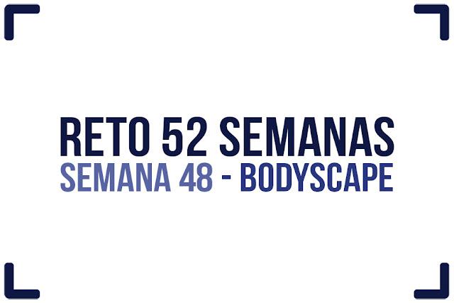 Reto 52 semanas - semana 48 - Bodyscape