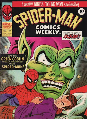 Spider-Man Comics Weekly #133, the Green Goblin
