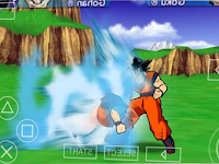 Super Goku: Heroes Sayian Apk PPSSPP v04 For Android