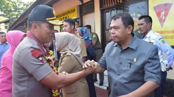 Kunker di Sinjai, Ini Harapan Ketua DPRD Kepada Kapolda SulSel