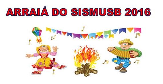 FORRÓ DO SISMUSB