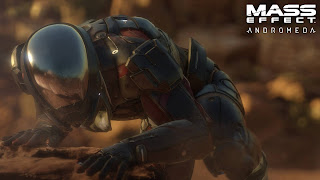 Mass Effect Andromeda Android Wallpaper