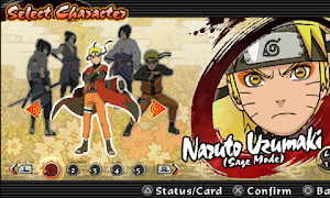 Best version  NARUTO IMPACT PSP من  برابط مباشر كاملة مجانا  للاندرويد بحجم صغير 2020