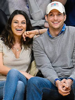 Actress Mila Kunis says Ashton Kutcher manhood resembles beer can