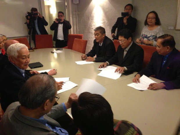 Gov't-NDF peace panel buckle down to work